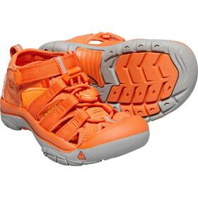 Keen Kids Newport H2 Sandals Golden Poppy